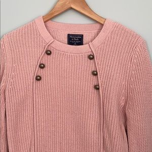 Abercrombie & Fitch Pink Sweater XS EUC